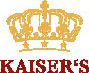 Kaiser's Restaurant | ausgezeichnete Wiener Küche | 1100 Wien Logo